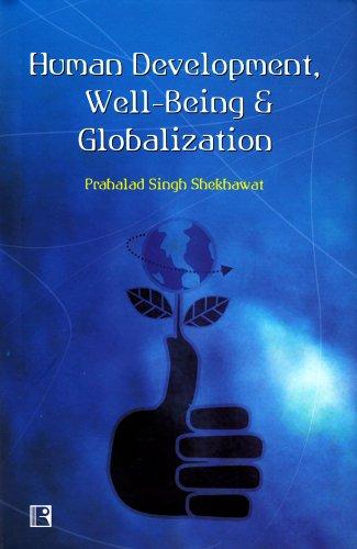 9788131603215: Human Development, Well-Being & Globalization: Alternative Perspectives
