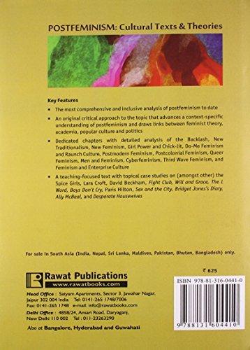 Postfeminism: Cultural Texts & Theories: Benjamin A. Brabon,Stephanie Genz