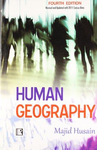 Human Geography: Husain, Majid