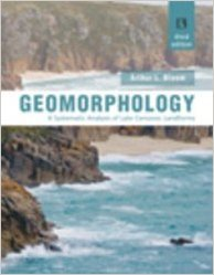 9788131604748: Geomorphology: A Systematic Analysis of Late Cenozoic Landforms