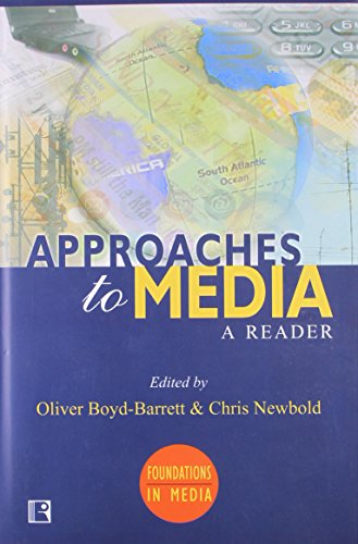 9788131605011: Approaches to Media: A Reader