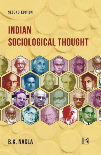 9788131606179: Indian Sociological Thought: Second Edition