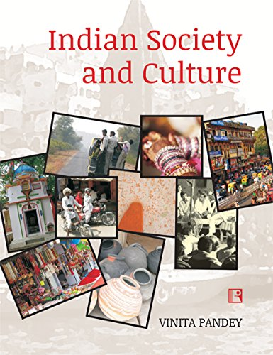 9788131607619: Indian Society and Culture