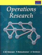 Operations Research (Pb 2005): Natrajan