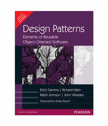 9788131700075: Design Patterns: Elements of reusable object-oriented software (Bilingual Edition)