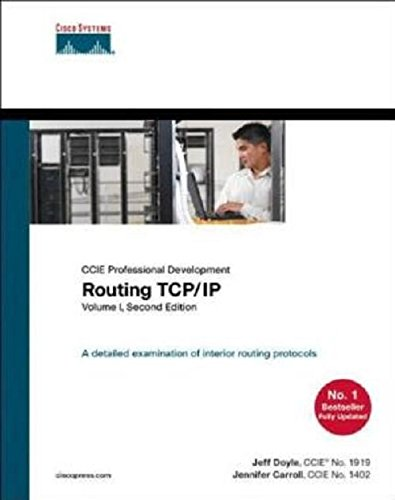 9788131700426: Routing TCP/IP, Volume 1 (2nd Edition)