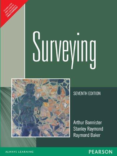 9788131700662: Surveying 7Th Edition