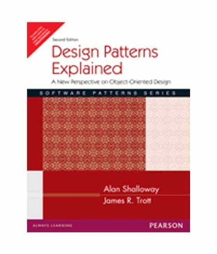 9788131700846: Design Patterns Explained: A New Perspective on Object-Oriented Design, 2/e