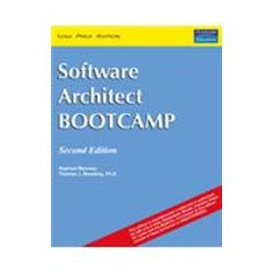 9788131702178: Software Architect Bootcamp, 2/e