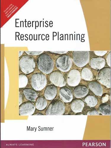 9788131702406: Enterprise Resource Planning