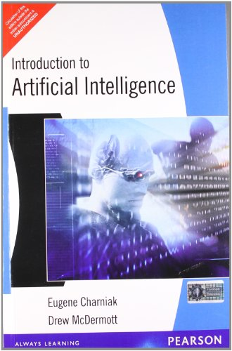 Introduction To Artificial Intelligence: Charniak Eugene