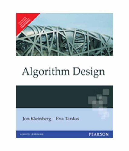 9788131703106: Algorithm Design (ISBN: 9788131703106)