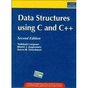 9788131703281: Data Structures Using C and C++, 2/e