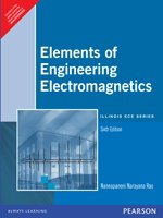 Elements of Engineering Electromagnetics (Sixth Edition): Nannapaneni Narayana Rao