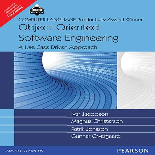 9788131704080: Object Oriented Software Engineering: A Use Case Driven Approach