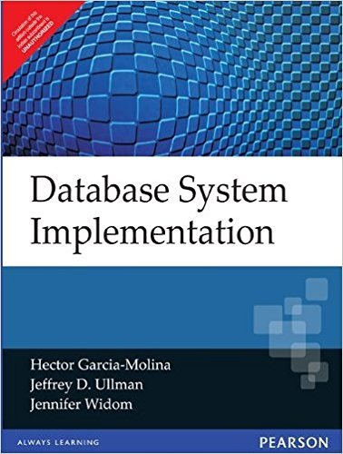9788131704134: Database System Implementation