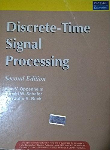 9788131704929: Discrete-Time Signal Processing, 2/e