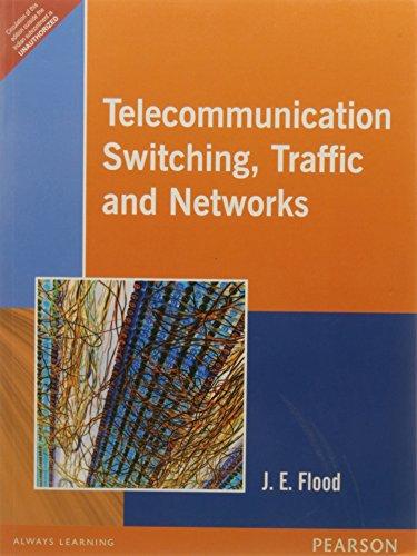 Telecommunication Switching, Traffic and