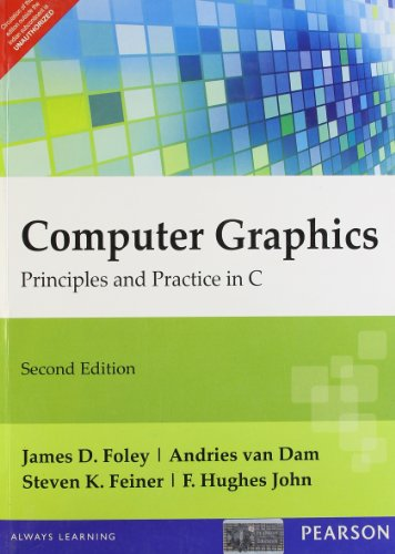 9788131705056: COMPUTER GRAPHICS PRINCIPLES AND PRACTICE IN C
