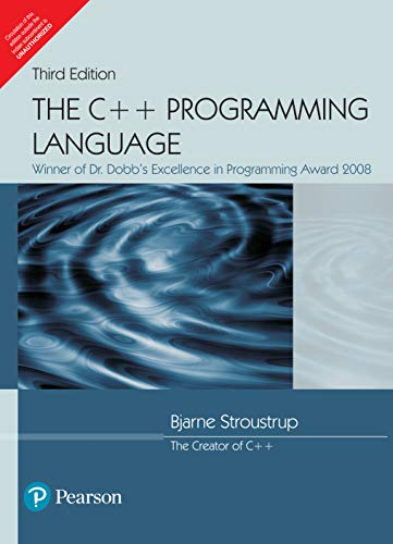 9788131705216: C++ Programming Language, 3e