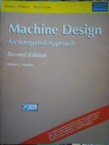 Robert L Norton Machine Design Pdf