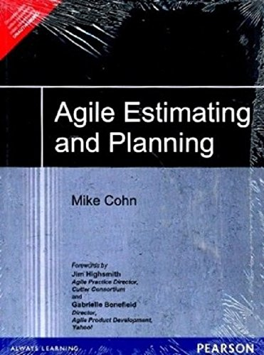 9788131705483: Agile Estimating and Planning
