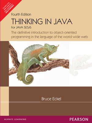 9788131705575: Thinking in Java, 4/e (New Edition)