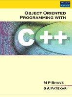 Object-Oriented Programming with C++: Mahesh Bhave,Sunil Patekar
