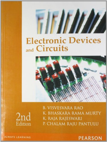 Electronic Devices & Circuits: Rao