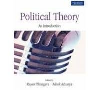 Political Theory: An Introduction: Rajeev Bhargava &