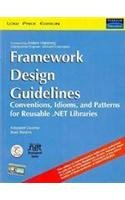 9788131706732: Framework Design Guidelines: Conventions, Idioms, and Patterns for Reusable .NET Libraries with cd (Livre en allemand)