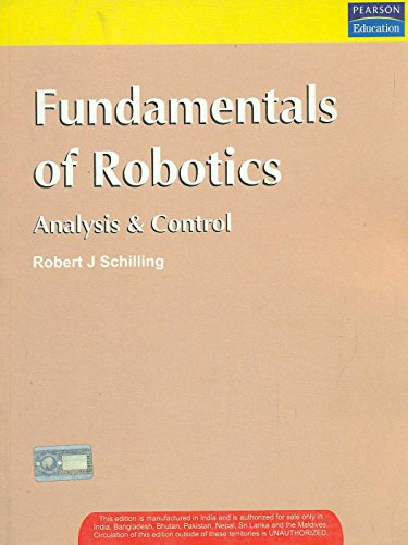 9788131707029: Fundamentals of Robotics: Analysis and Control