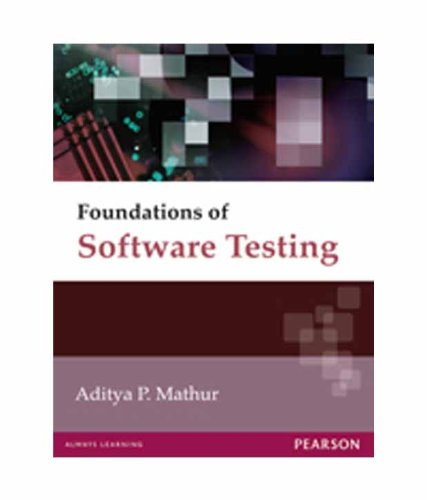9788131707951: Foundations Of Software Testing