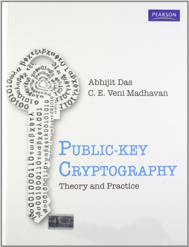 9788131708323: Public Key Cryptography: Theory And Practice