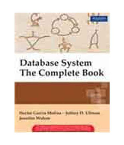 9788131708422: Database Systems: The Complete Book