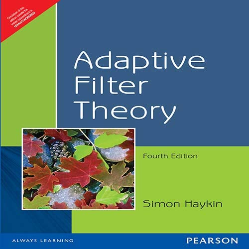 Adaptive Filter Theory, 4Th Edition: Haykin