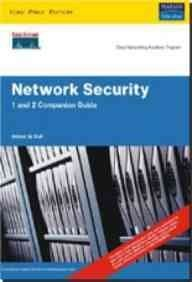 9788131708927: Network Security 1 And 2 Companion Guide (With Cd)