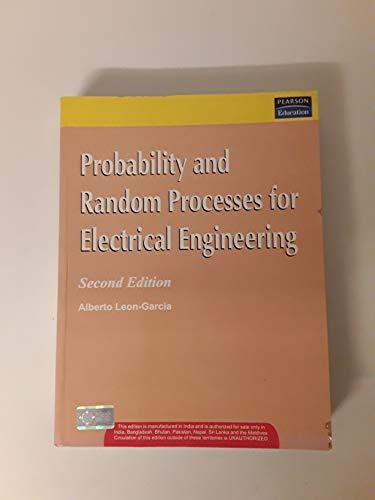 9788131709177: Proab & Random Processes For Ele Engg