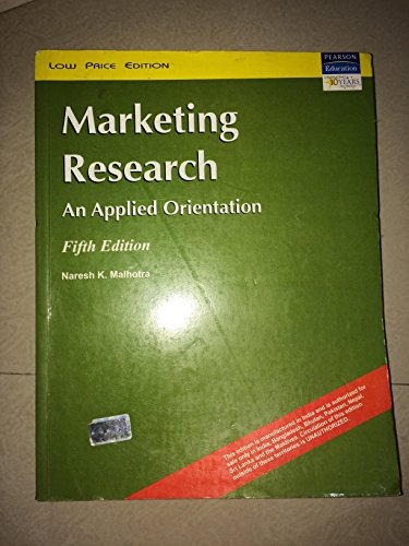 9788131709375: Marketing Research: Within a Changing Information Environment (McGraw-Hill/Irwin Series in Marketing)