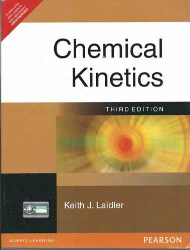 9788131709726: Chemical Kinetics, 3Rd Edition