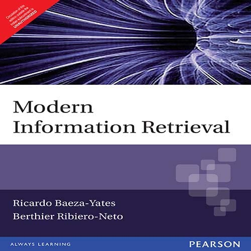 9788131709771: Modern Information Retrieval