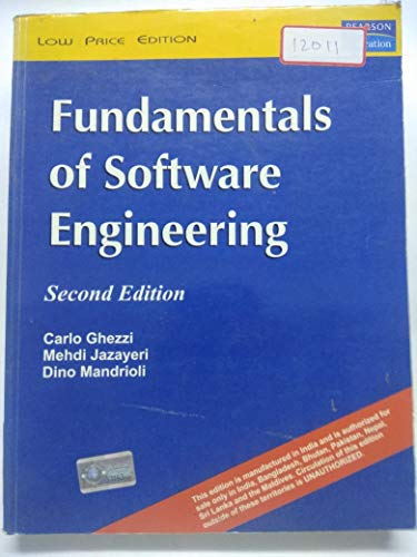 9788131709856: Software Engineering