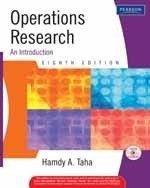 Operations Research: An Introduction, 8/e (with CD): Taha,Hamdy Abdelaziz Taha