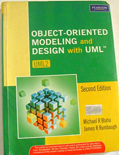 9788131711064: Object Oriented Modelling and Desigh with UML, 2/e