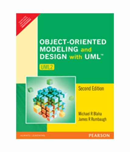 Object-Oriented Modeling and Design with UML (Second Edition): James Rumbaugh,Michael Blaha