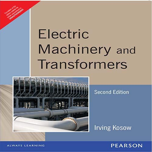 9788131711279: Electric Machinery & Transformers