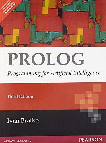 9788131711347: Prolog : Programming for Artificial Intelligence, 3/e