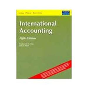 International Accounting: Frederick D.S. Choi