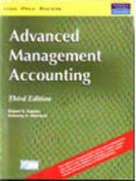 9788131711835: Advanced Management Accounting, 3E