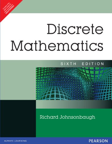 9788131712870: Discrete Mathematics, 6/e (New Edition)